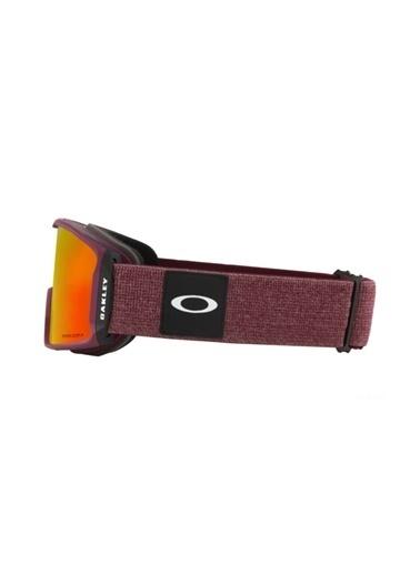 Oakley Oakley Line Miner L Goggle Kırmızı